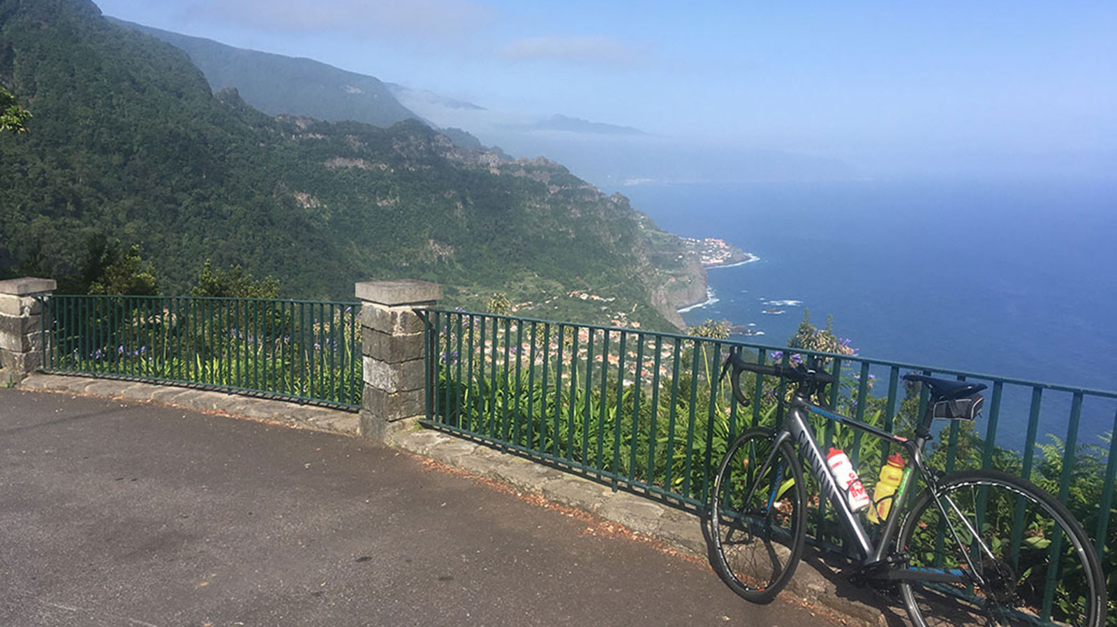 Cycling: Madeira Island Tour View North Coast